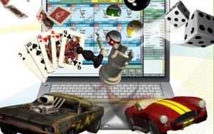 """Game Freedom!"" Print Ad"