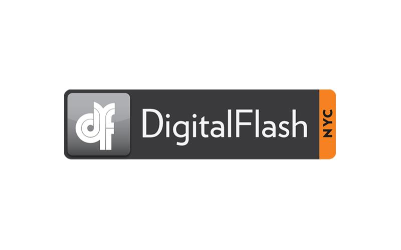 DigitalFlash NYC Logo design