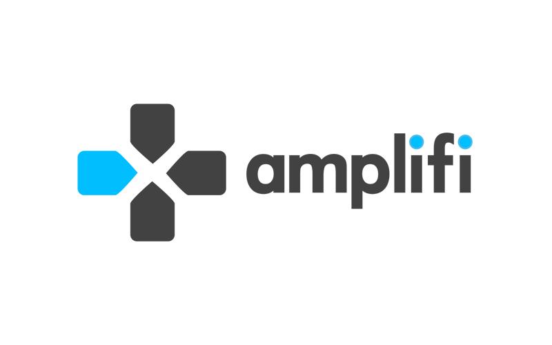 Amplifi Logo design
