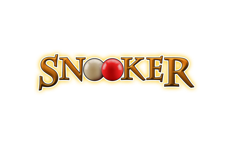 Snooker Game Logo design