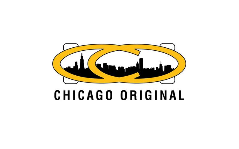 Chicago Original Logo design
