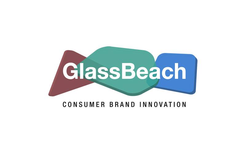 Glass Beach Logo Design