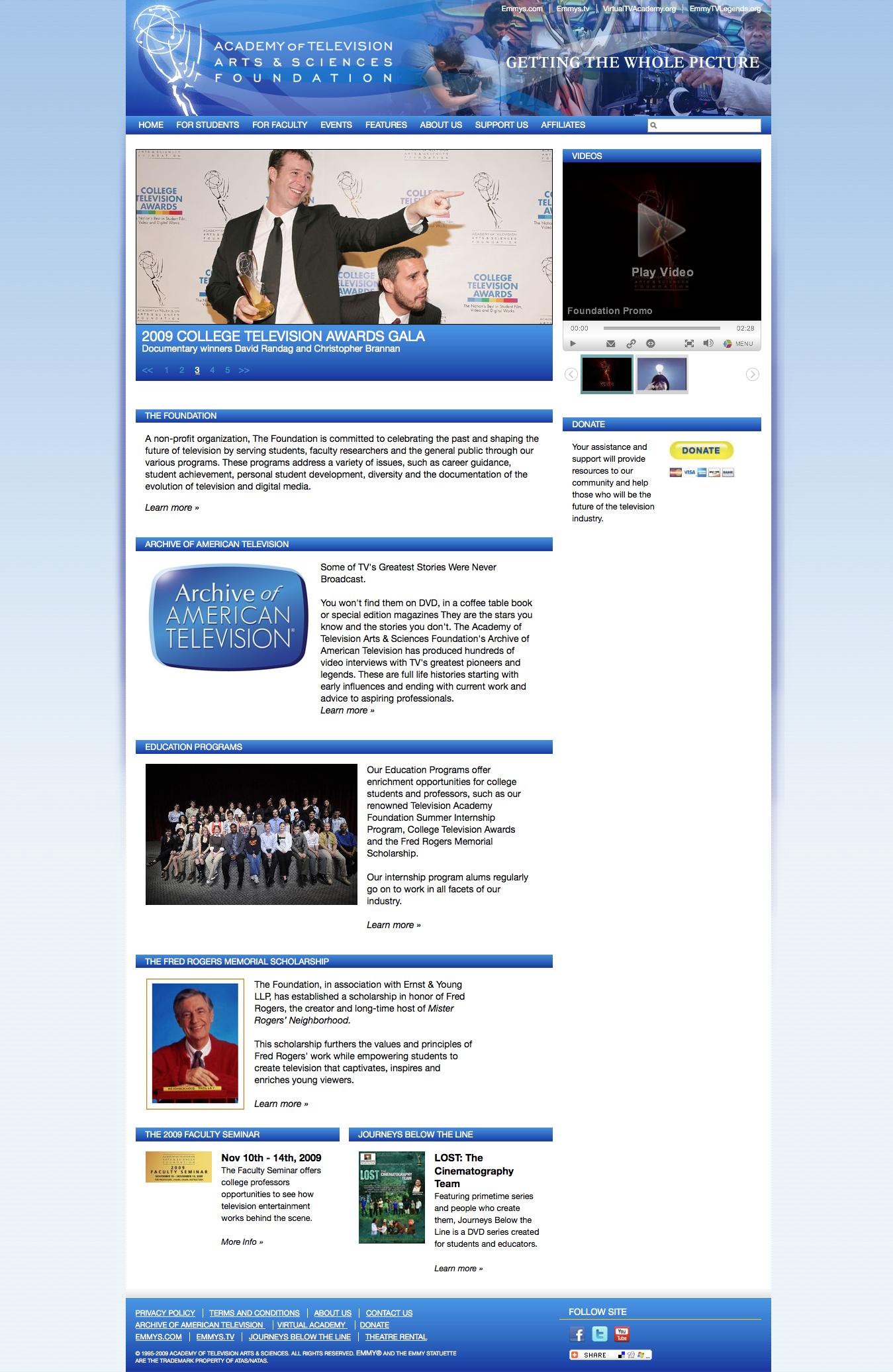 EmmysFoundation.org