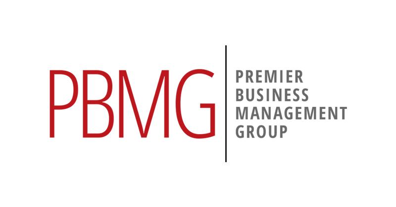PBMG Logo design