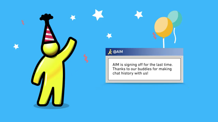 RIP AIM: AOL Instant Messenger is shutting down after 20 years