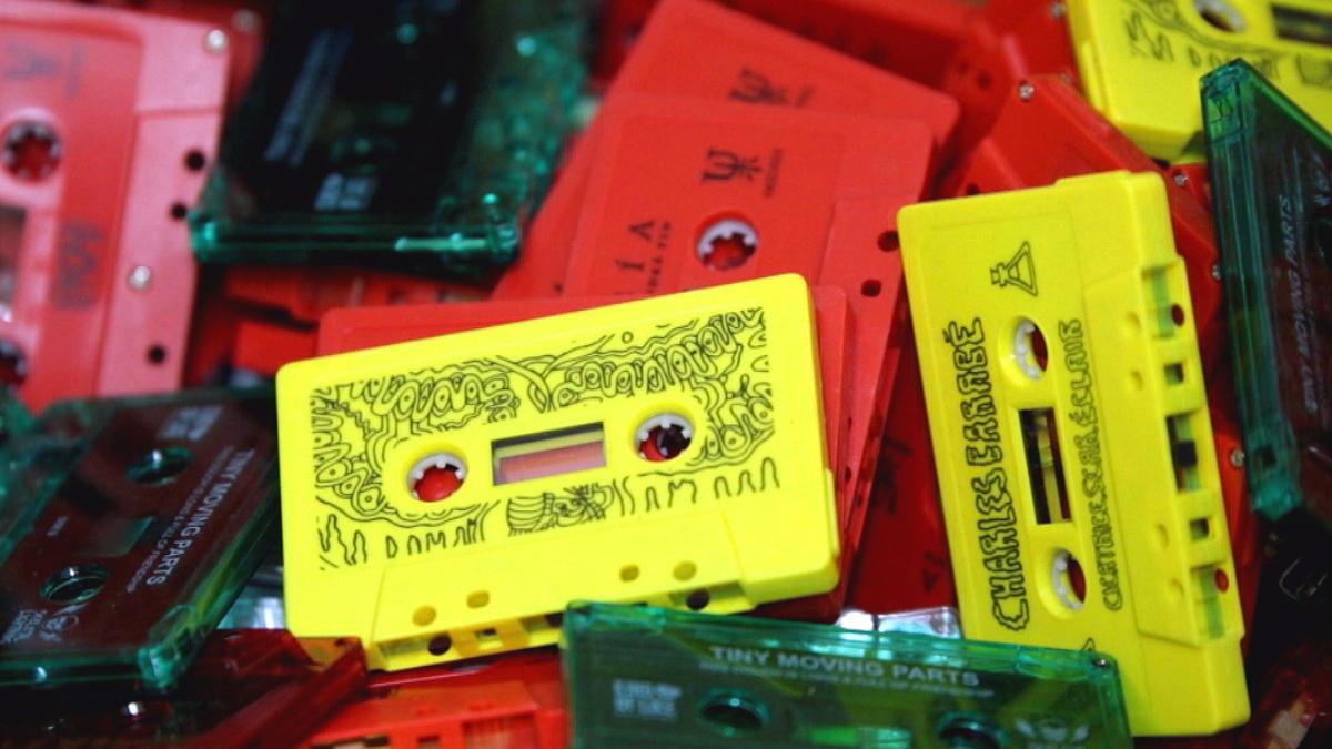 Retro technology: the last audio cassette factory