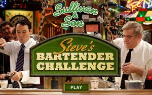 """""""Steve's Bartender Challenge"""" Game"""
