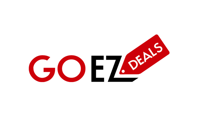 Go EZ Deals Logo design