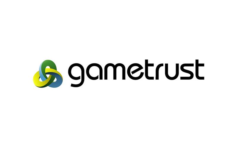 GameTrust Logo design