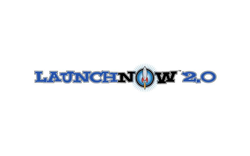Launch Now 2.0 Logo design