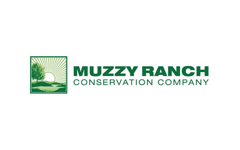 Muzzy Ranch Logo design