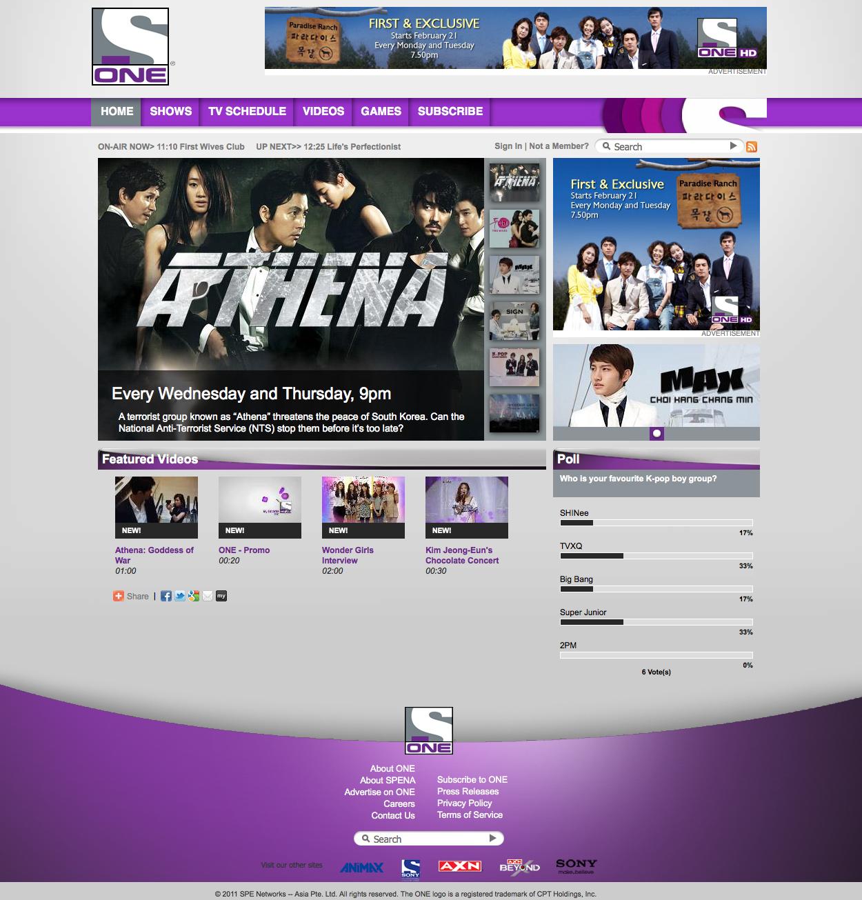ONETVAsia.com