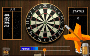 "Sullivan & Son ""Darts"" Game"